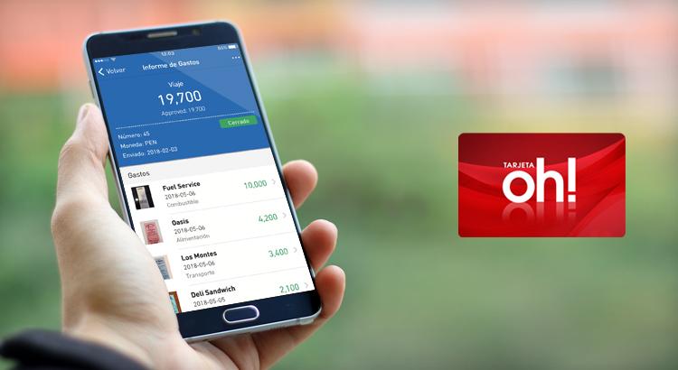Financiera OH! disminuye en más de 50% el tiempo de gestión de gastos en Perú