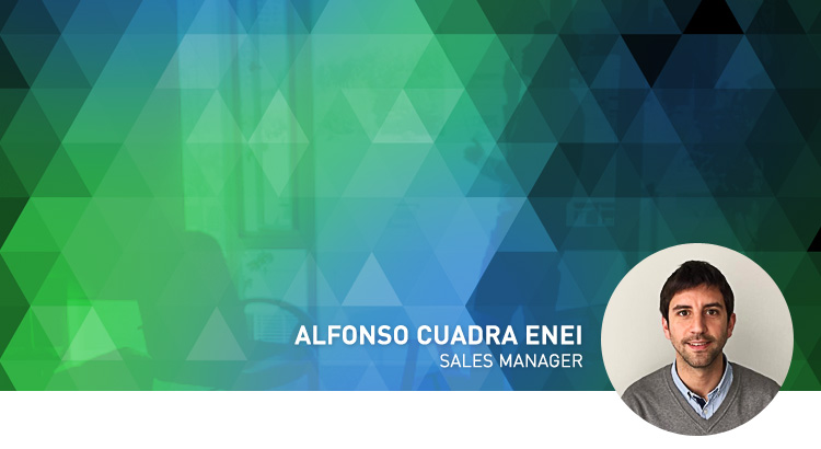Conoce a Alfonso, nuestro Sales Manager en Rindegastos