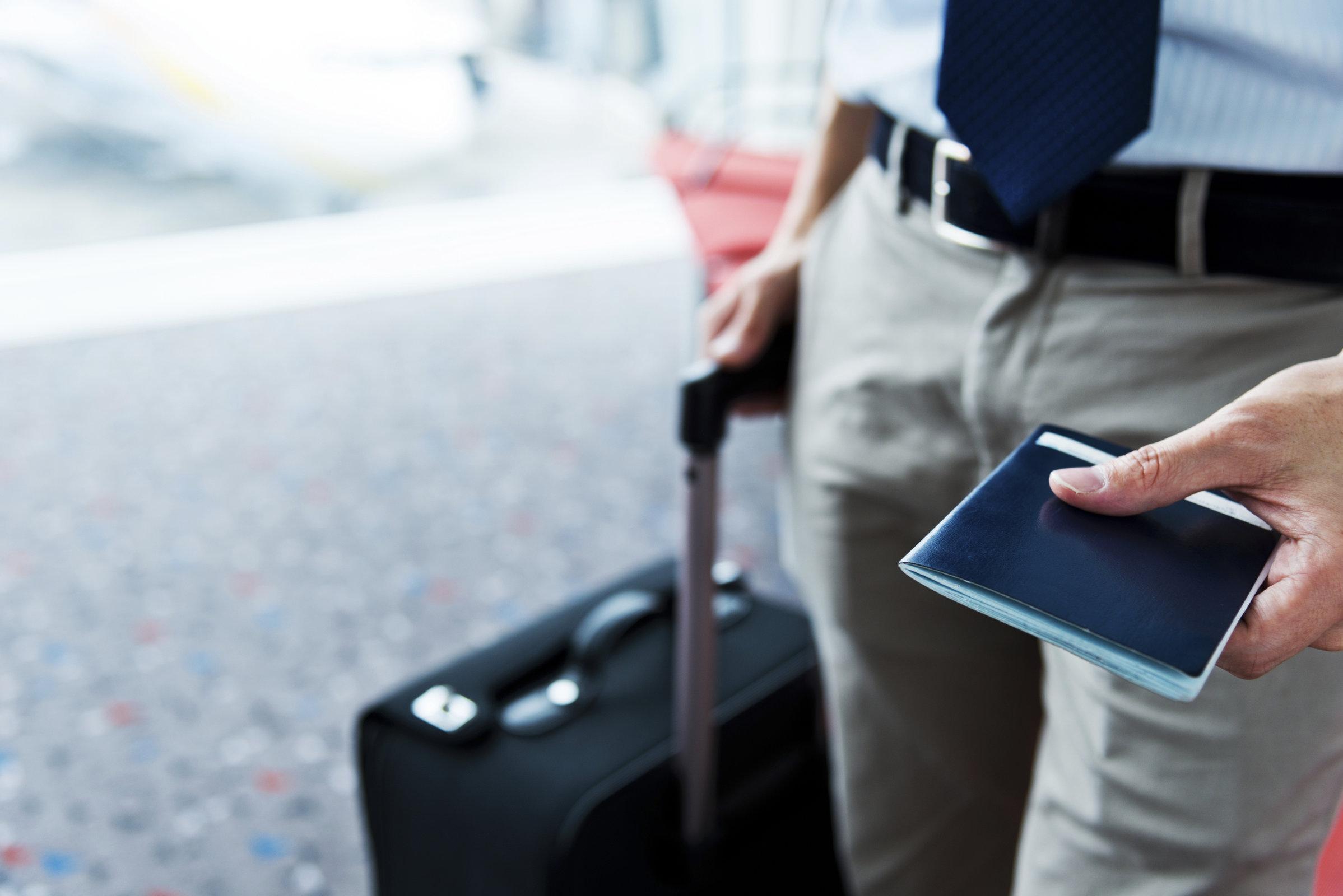 Cómo mantener en orden los gastos generados en viajes de negocios