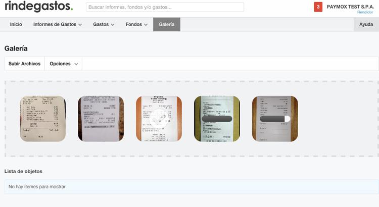 Actualización RindeGastos: Mejoramiento de conversor de moneda y posibilidad de subir múltiples archivos