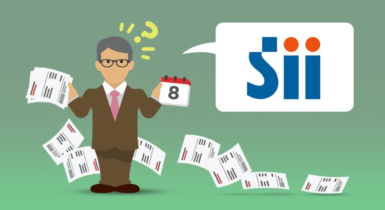 ¿Cómo saber a tiempo si debo rechazar una factura de compra en el SII?