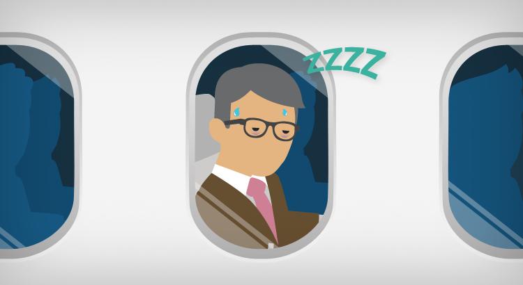 Viajes de negocios: 8 consejos para combatir el jet-lag