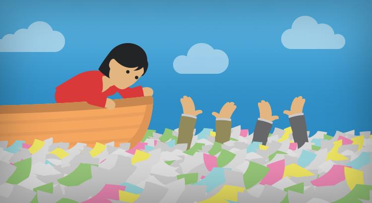 Digitalización: evita que tu empresa se ahogue entre papeles y documentos