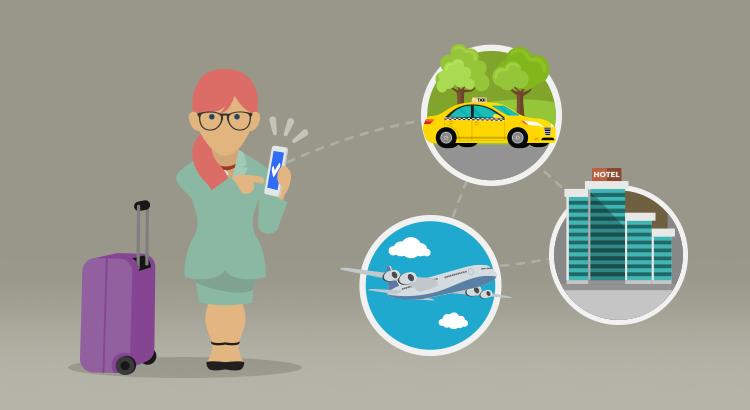 La tecnología está optimizando los viajes de negocios