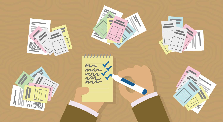 4 buenas prácticas para rendir gastos menores con boletas en tu empresa