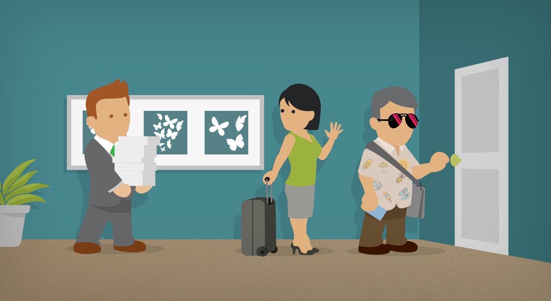¿Cómo se ve impactada la carga laboral de tu empresa en verano?